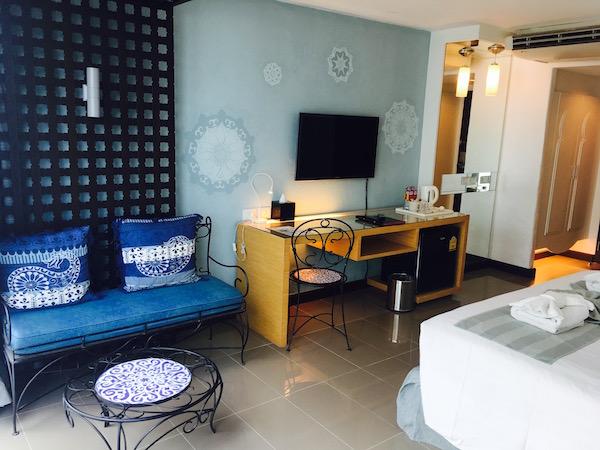 ニマン マイ デザイン ホテル チェンマイ バイ コンパス ホスピタリティ(Nimman Mai Design Hotel Chiang Mai by Compass Hospitality)の客室2