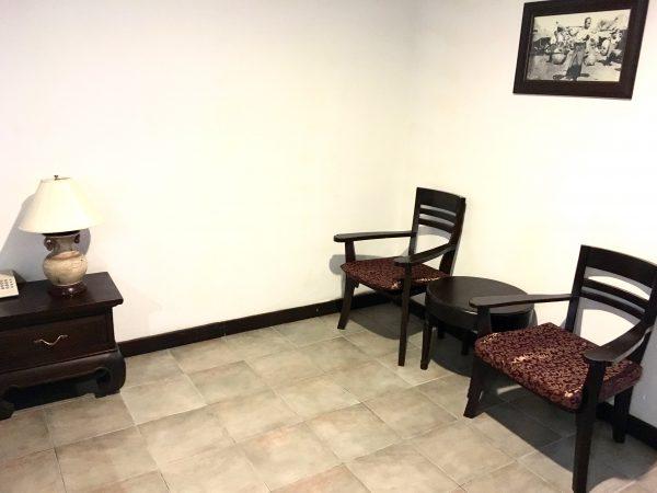 ラミン ロッジの客室2