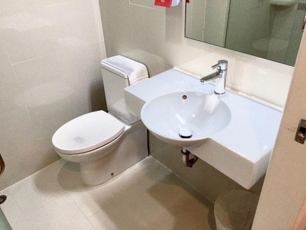 スタンダード ダブルまたはツイン (Standard Double or Twin)のシャワールーム1
