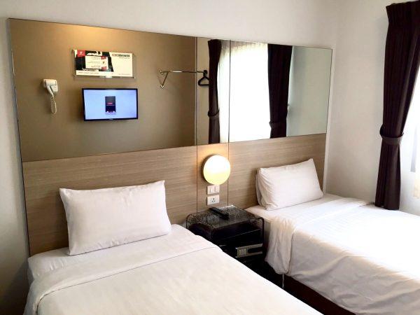 レッド プラネット ホテル アソーク バンコク (Red Planet Hotel Asoke Bangkok)の客室1