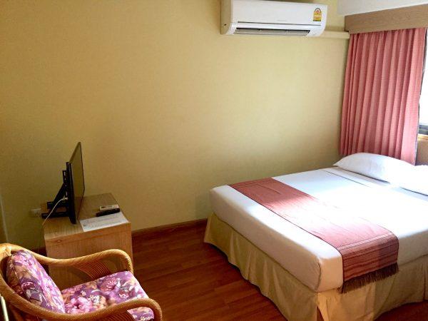 ルアムチット プラザ ホテル (Ruamchitt Plaza Hotel)の客室1