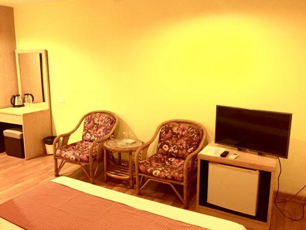 ルアムチット プラザ ホテル (Ruamchitt Plaza Hotel)の客室2