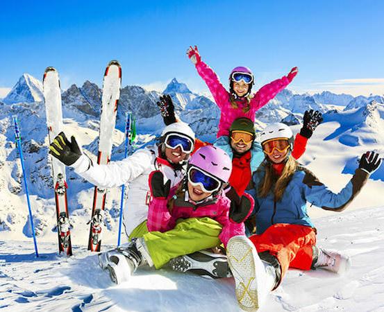 スキー場のリゾートバイター達