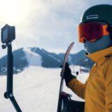 スキー場で働くスタッフ