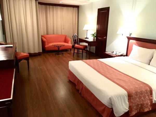 タイパン ホテル (Tai-Pan Hotel)の客室1