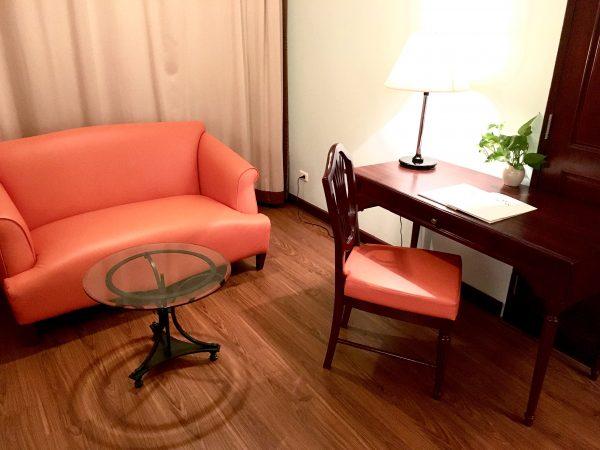 タイパン ホテル (Tai-Pan Hotel)のソファー