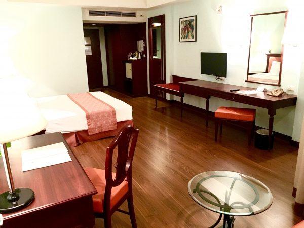 タイパン ホテル (Tai-Pan Hotel)の客室2