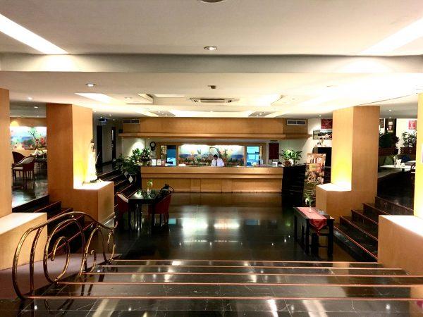 タイパン ホテル (Tai-Pan Hotel)のエントランス2