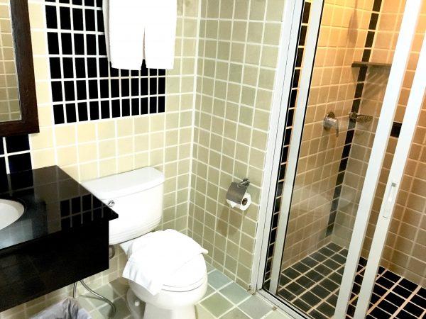 ザ・エンパイヤ レシデンス ニンマンのシャワールーム