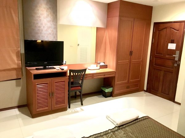 セレーヌ アソーク スイーツ (Serene Asoke Suites)の客室2