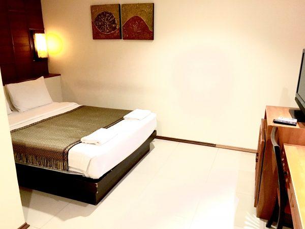 セレーヌ アソーク スイーツ (Serene Asoke Suites)の客室1