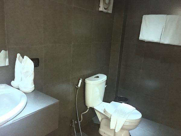 アイチェック イン ナナ(iCheck Inn Nana)のシャワールーム2
