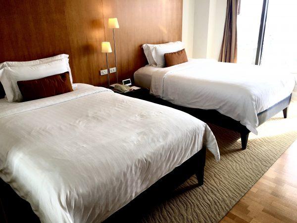 ルブア アット ステートタワーのベッド1