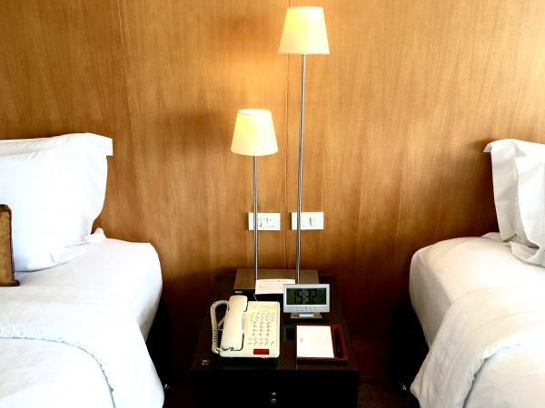 ルブア アット ステートタワーのベッド2