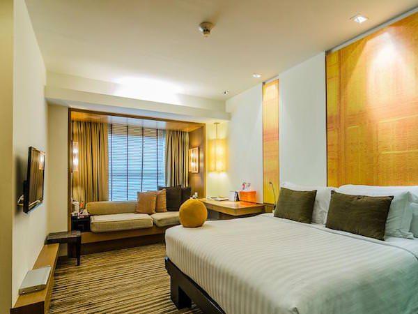 デュシット D2 ホテル (Dusit D2 Chiang Mai Hotel)の客室