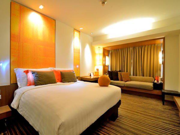デュシット D2 ホテル (Dusit D2 Chiang Mai Hotel)の客室2