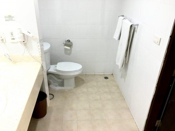 トロピカーナ ホテル (Tropicana Hotel)のシャワールーム1