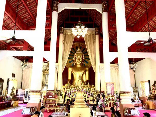 ワット プラシン・ウォーラ・マハーウィハーン(Wat Phra Sing)