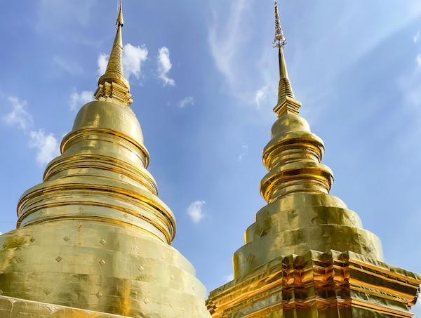 ワット プラシン・ウォーラ・マハーウィハーンの仏塔