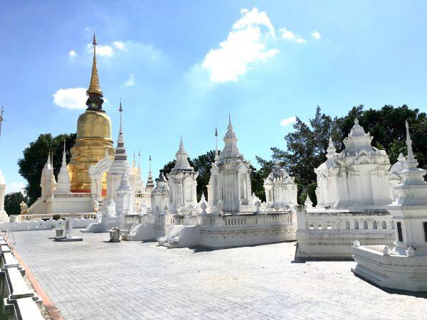 ワットスアン・ドーク(Wat Suan Dok)
