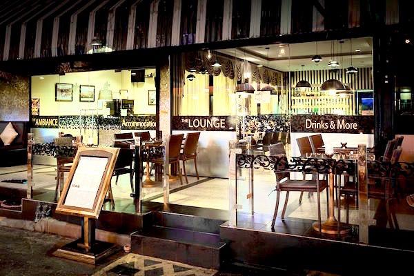 アンビアンス パタヤ ホテル (Ambiance Pattaya Hotel)の入り口