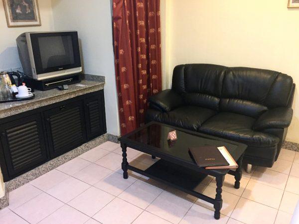 アンビアンス パタヤ ホテル (Ambiance Pattaya Hotel)のソファー