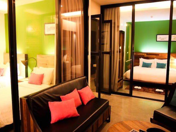 アンパワー ナ ノン ホテル&スパ (Amphawa Na Non Hotel & Spa)の客室