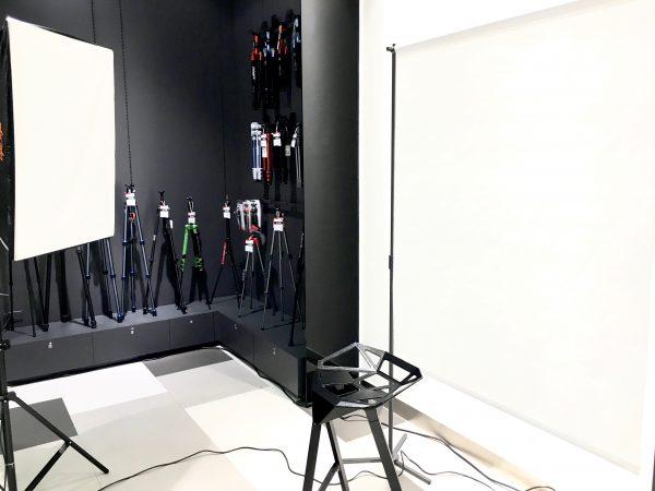 ビッグカメラのフォトスタジオ