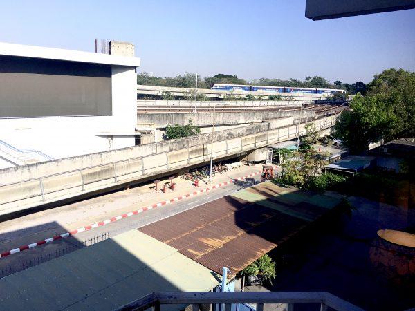 G9 バンコク ホテル (G9 Bangkok Hotel)のバルコニー2