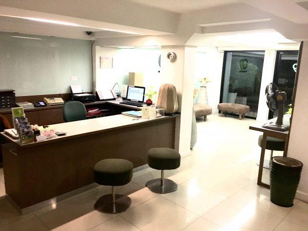 G9 バンコク ホテル (G9 Bangkok Hotel)のレセプション