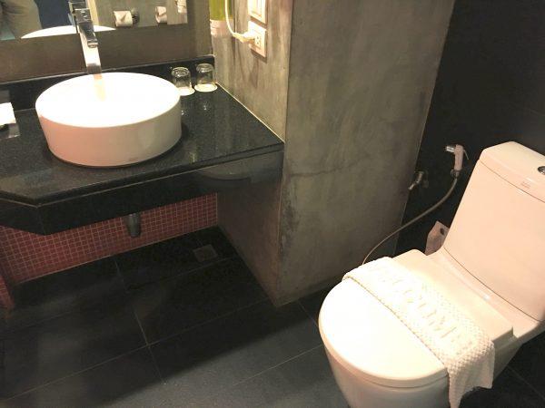 パーク レジデンス バンコク (Park Residence Bangkok)のトイレ