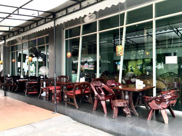 パーク レジデンス バンコク (Park Residence Bangkok)のレストラン1