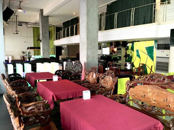パーク レジデンス バンコク (Park Residence Bangkok)のレストラン2