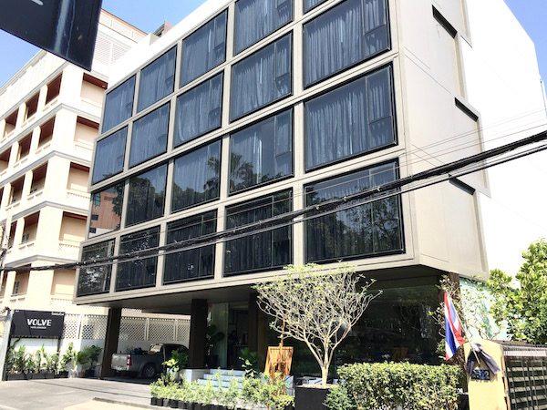 ボルボ ホテル バンコク (Volve Hotel Bangkok)の外観