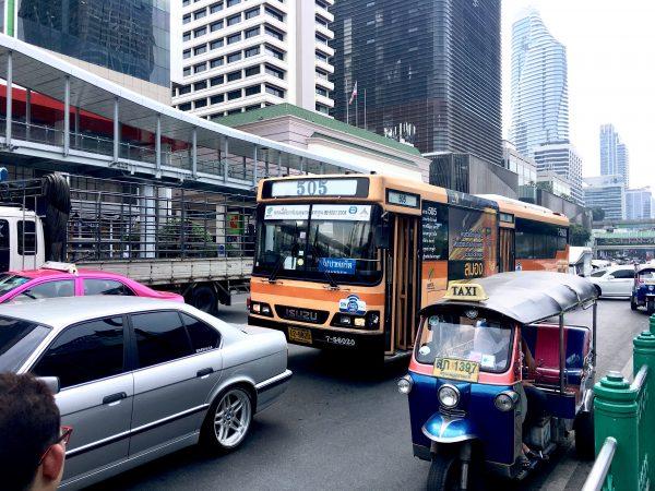 505番のバス