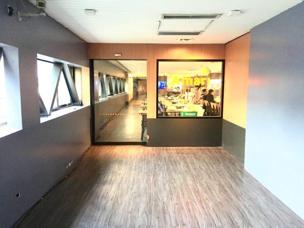 アマリ ドンムアン エアポート バンコクホテル (Amari Don Muang Airport Bangkok Hotel)へ続く通路2