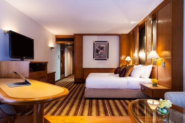 アマリ ドンムアン エアポート バンコクホテル (Amari Don Muang Airport Bangkok Hotel)の客室