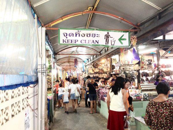 クレット島のマーケット06