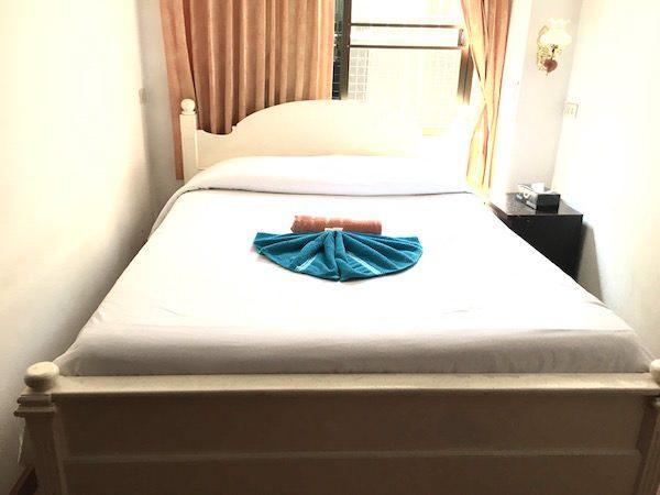 MHC ゲスト ハウス (MHC Guest House)のベッド