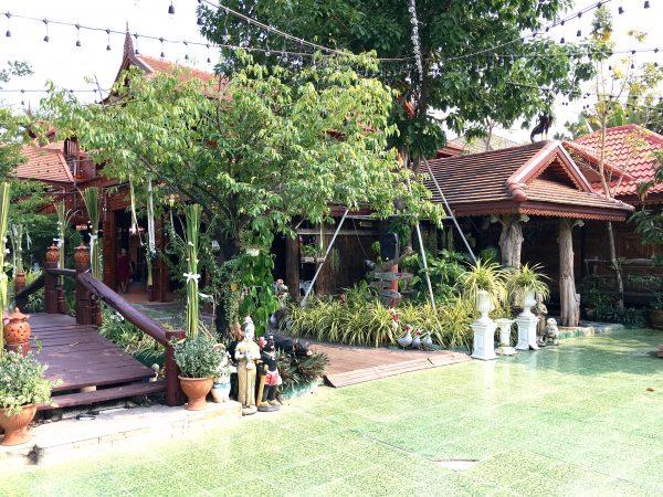 モントリ リゾート ドンムアン バンコク (Montri Resort Donmuang Bangkok)の敷地内