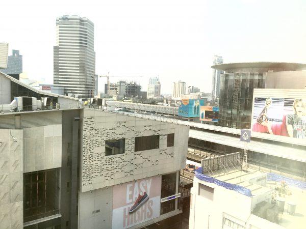 ノボテル バンコク オン サイアム スクエア ホテル (Novotel Bangkok On Siam Square Hotel)の客室から見える眺め