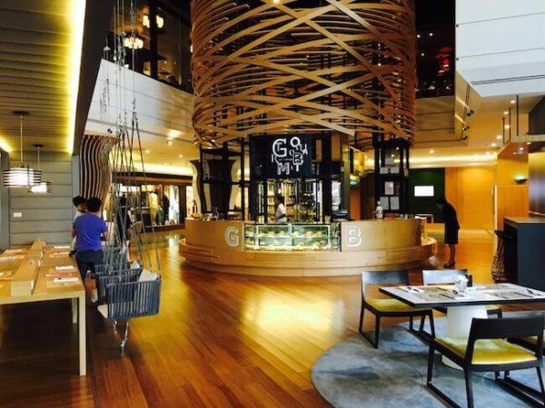 ノボテル バンコク オン サイアム スクエア ホテル (Novotel Bangkok On Siam Square Hotel)のロビー1