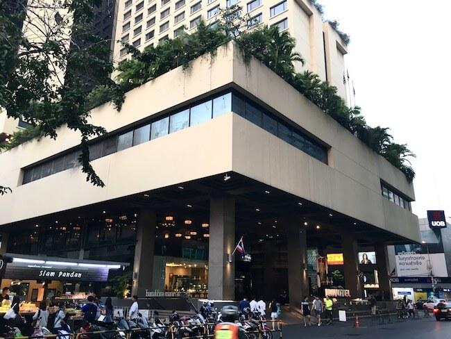 サイアムスクエアの中心にあるホテル宿泊レビュー。バンコク最先端の流行発信地での滞在。