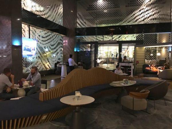 ノボテル バンコク オン サイアム スクエア(Novotel Bangkok On Siam Square Hotel)のエントランスロビー2
