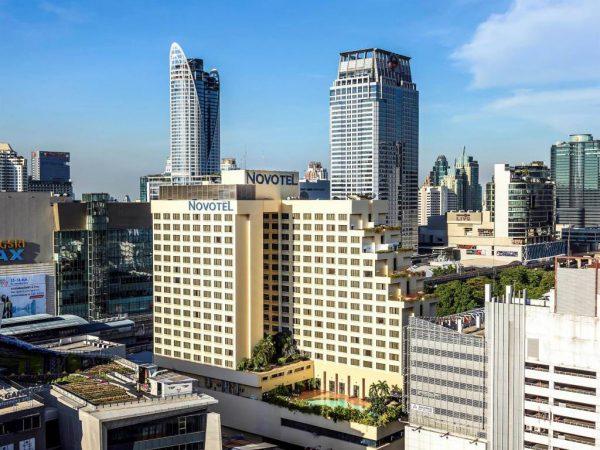 ノボテル バンコク オン サイアム スクエア ホテル (Novotel Bangkok On Siam Square Hotel)