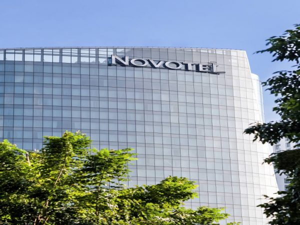 ノボテル バンコク プラチナム プラトゥナム (Novotel Bangkok Platinum Pratunam)の外観