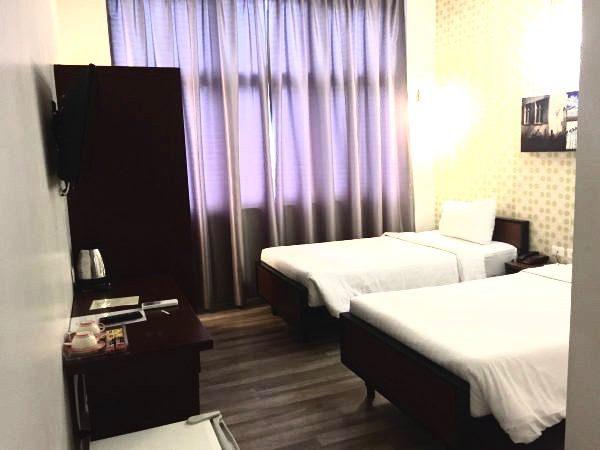 レトロアシス ホテル (RetrOasis Hotel)の客室1