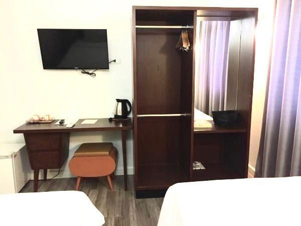 レトロアシス ホテル (RetrOasis Hotel)の客室2