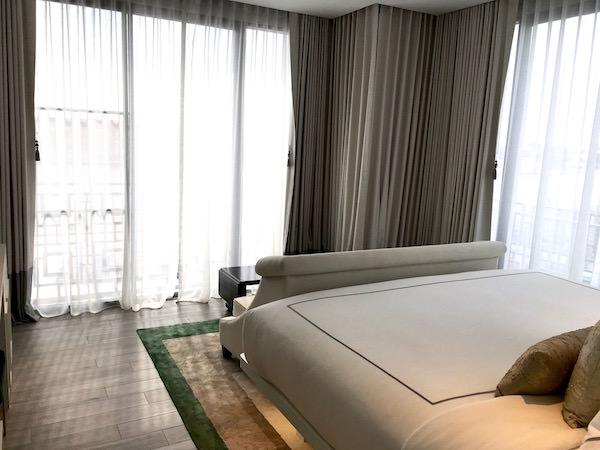 リヴァ アルン バンコク (Riva Arun Bangkok)の客室1