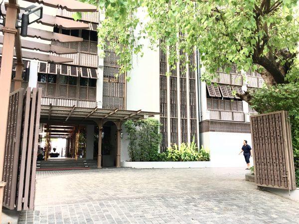 リーバ スーリヤ バンコク ホテル (Riva Surya Bangkok Hotel)の外観